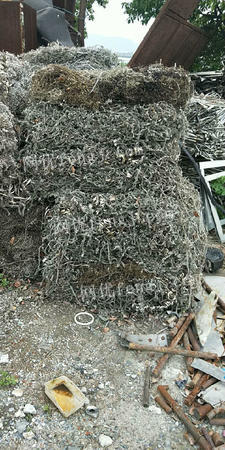 浙江高价回收不锈钢废料
