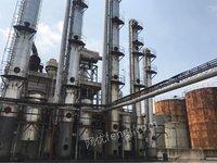 皮革厂湿法回收塔出售