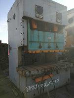 出售250吨开式固定压力机