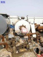 出售60万大卡燃气导热油锅炉