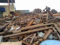 回收各种废铁钢筋废钢板