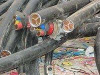 求购废旧电缆线 东胜区废旧电缆