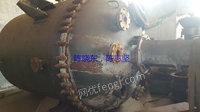 江苏出售二手化工设备,5000L搪瓷反应釜