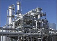 長期回收化工廠設備