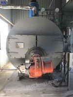 回收各种吨位燃气锅炉燃油锅炉