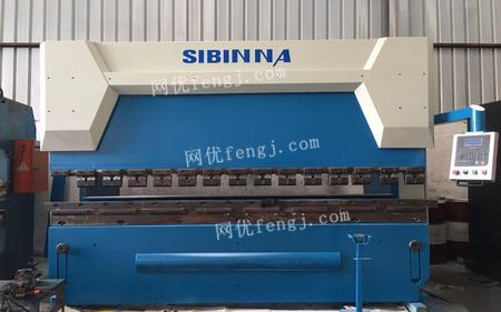 急售斯宾纳100t*3200mm电液伺服数控折弯机