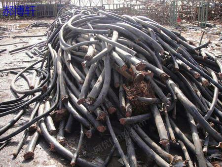 河北回收废铜芯电线电缆