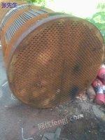 山东高价收购冷凝器管束,锅炉管,罐板。