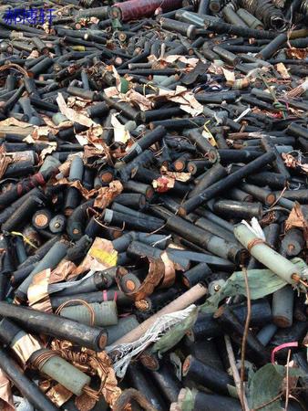 河北回收拆迁铜芯电线电缆