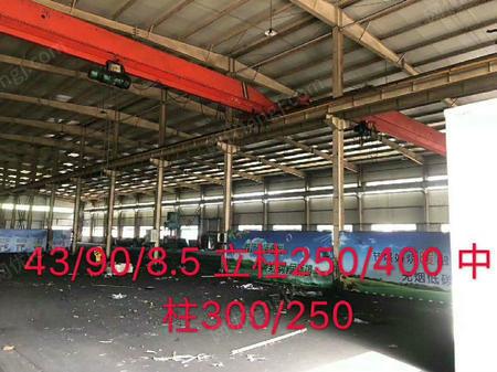 山东济宁二手钢结构厂房出售