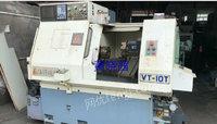 二手台湾伍将数控车床-Tv-10,二手刀塔车床、排刀车床出售