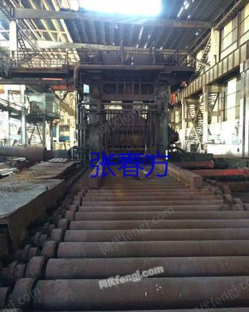 浙江出售二手3300mm中厚板生产线