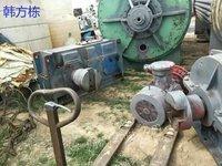 江西赣州出售二手12立方耙式干燥机