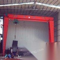 山东出售二手行车单双梁天车龙门吊旧行吊行车5吨-50吨各种跨度型号齐全