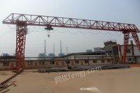 低价出售二手天车龙门吊20吨32吨45吨跨度16米22.5米36米