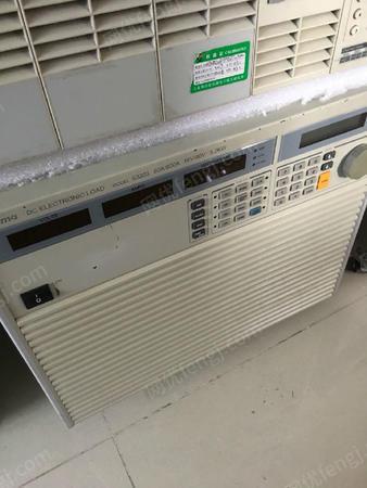 处理旧台湾致茂/Chroma63203直流电子负载