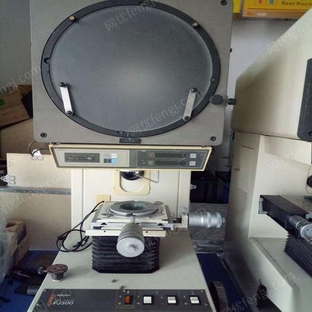 低价转让二手测量投影仪日本三丰小行程投影仪