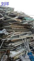 河南回收PVC塑钢毛料