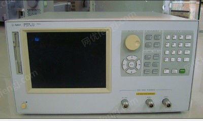 回收二手LCR测试仪惠普4284A/4285A/4287A