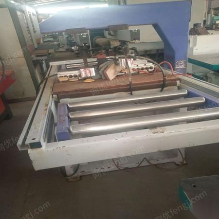 二手木工设备四面刨/平刨/精密锯/单片锯等出售