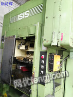 广东东莞出售二手进口ISIS龙门80T精密高速冲床