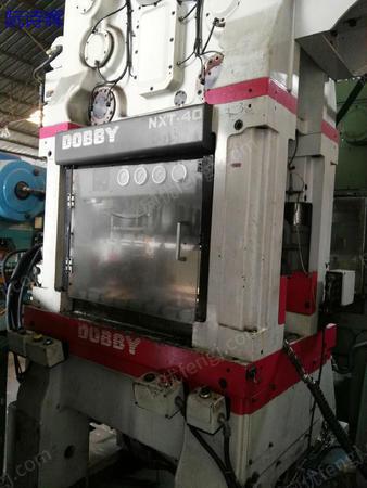 广东东莞出售二手DOBBY-NXT-40T精密高速冲床