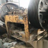 处理旧上海600x900鄂式破碎机