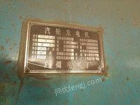急售发电机 汽轮发电机1500KW 广州电机厂