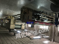 出售二手浆纱机|出售 津田驹浆纱机,一套  双浆槽,幅宽280cm,年份2003