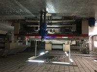 出售二手纺织设备|出售 津田驹浆纱机,一套  双浆槽,幅宽280cm,年份200