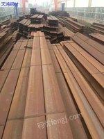 全国长期回收螺纹钢线材盘螺架子管工字钢等新旧钢材