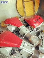 出售二手燃烧器 意大利利亚路100燃气燃烧器
