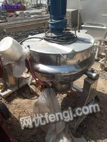 二手立式锅炉出售