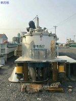 供应二手1250平板吊带离心机江苏赛德力生产