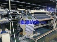急需出售二手山东潍坊ZAX9100喷气织机