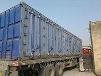 长期回收各种规格集装箱