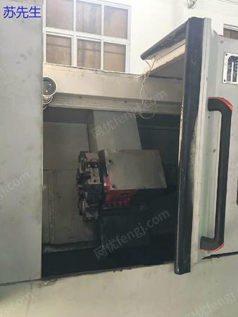 浙江台州出售二手德国门福士车床