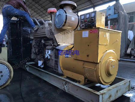 出售出租400KW康明斯发电机组