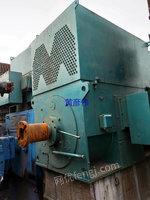 求购二手YKK500-2/630KW或710KW.10KV二手原装电机