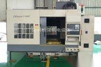 处置积压南京二机数控钻床ZK800/1700,原装