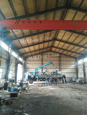 出售16.3米高6米钢结构厂房5吨