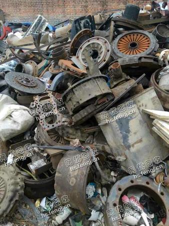 山东青岛地区出售废钢