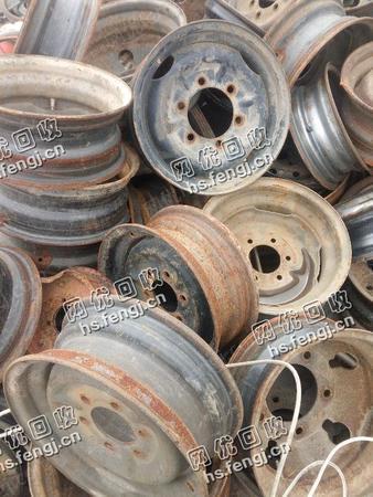东莞地区出售25吨汽车轮毂