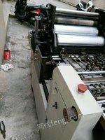印刷设备(单色胶印机)出售九成新