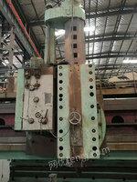 急售武汉重型产大型6米龙门镗铣床