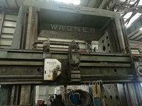 急售德国WAGNER4.7米重型龙门刨铣床