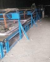 厂房搬迁急售:2300铺网棉生产线.新疆提货