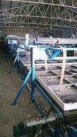 出售铺网型棉被生产线2300