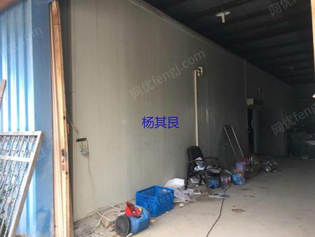 上海出售二手19.5m*8m*3.7m冷库