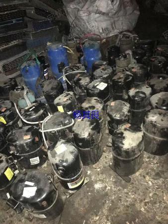 上海出售二手三匹低温压缩机